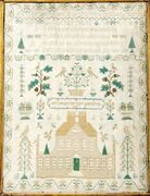 Us needlework sampler