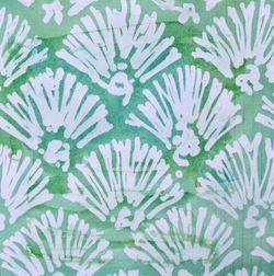 NEW SEA SHELL FABRIC by lulu dk