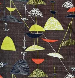 Lucienne Day 1955 with Robert Stewart