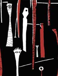 Spectators by lucienne Day