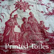 Toile de Jouy from Nantes