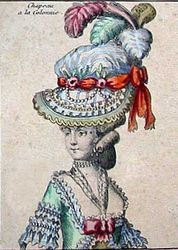 Colonnie Hat 1785