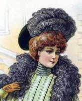 Hats in New york 1901-3