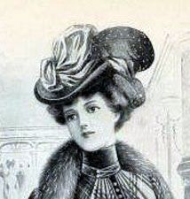Hats in New york 1901-5