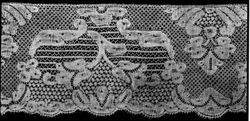 Modern Binche lace 20th century