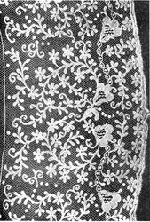 Limerick lace 19th c.