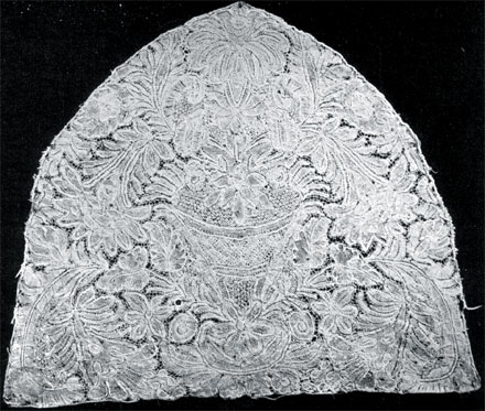 Early Honiton Lace
