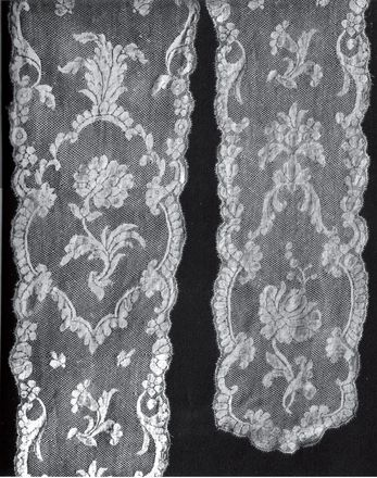 Valenciennes Barbe Lace 18th century