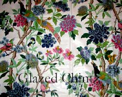 Glazed Chintz
