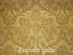 Fortuny print fabric