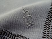 embroidered monogram jb