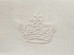 duke of Paris embroidered crown