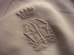 count crown and monogram