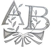 Monogram AB garniture