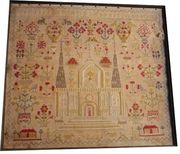 French Sampler 1848