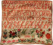 French Sampler 1911
