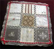 french sampler 1878
